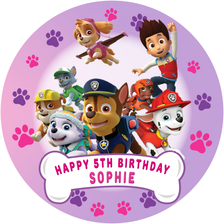 Paw Patrol – All Characters #2