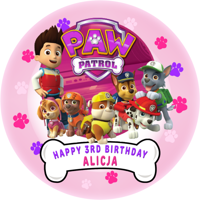 Paw Patrol #1