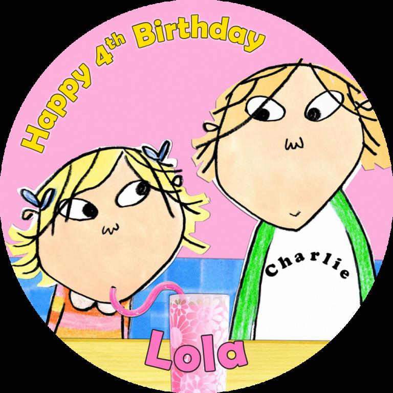 Charlie & Lola (C)