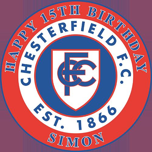 Chesterfield Football Club Round (A)