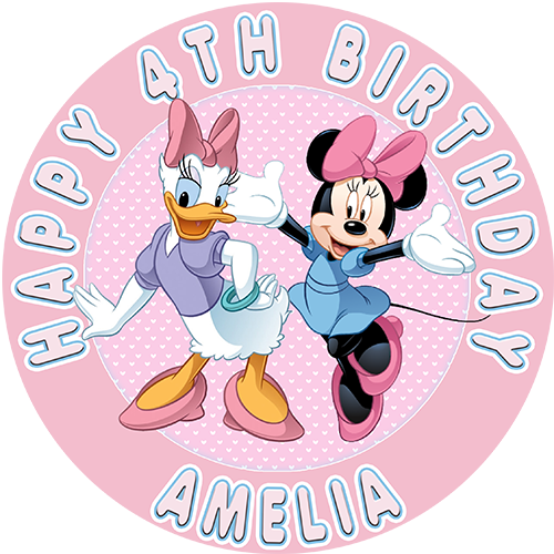 Daisy & Minnie