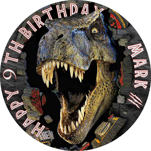 Jurassic Park (T-Rex)