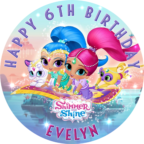 Shimmer and Shine #1