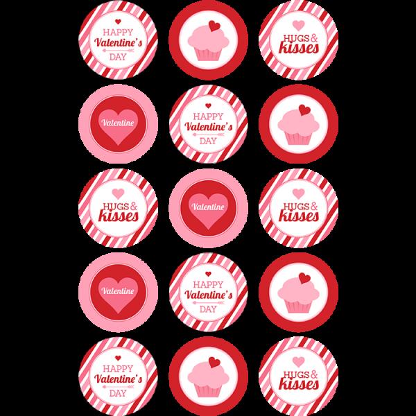 Valentines Day Cupcakes #2