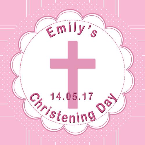 Girl Christening