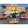 Fireman Sam Rectangle Edible Cake Topper #1