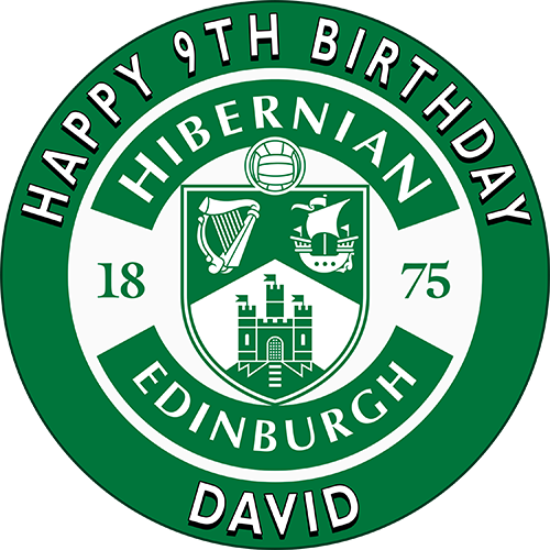 Hibernian Edinburgh Football Club Round