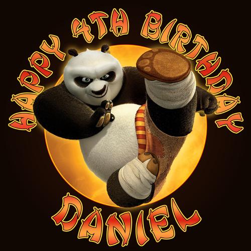 Kung Fu Panda Round A