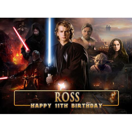 Star Wars Rectangle #1