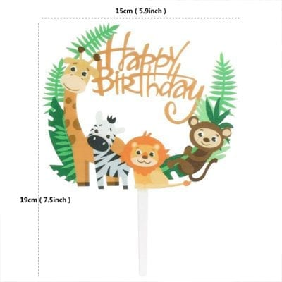 Phenomenal Stand Up Cake Toppers Archives Sweet Tops Personalised Edible Funny Birthday Cards Online Fluifree Goldxyz